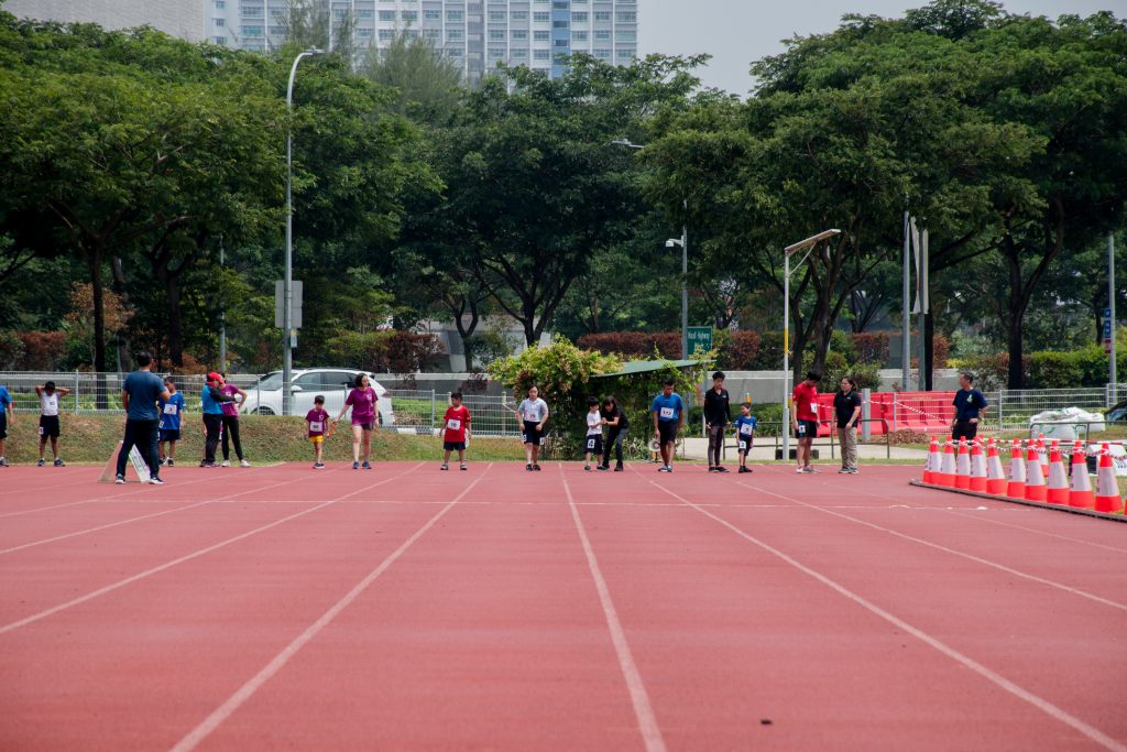 Haw Par National Youth Athletics Championships 2019